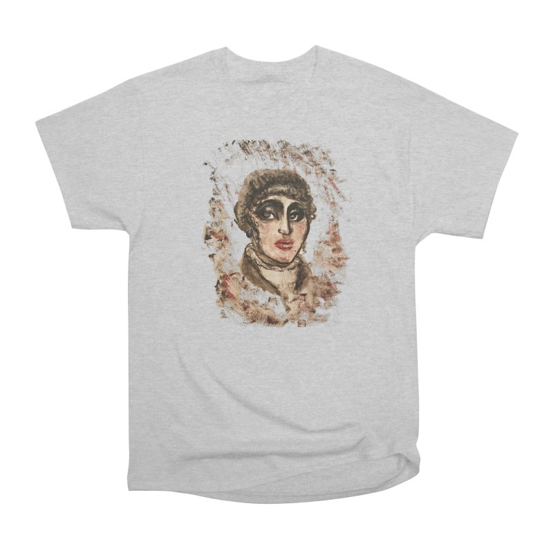The Widow St. Claire Men's Heavyweight T-Shirt by dasiavou's Artist Shop