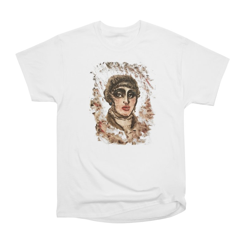 The Widow St. Claire Women's T-Shirt by dasiavou's Artist Shop