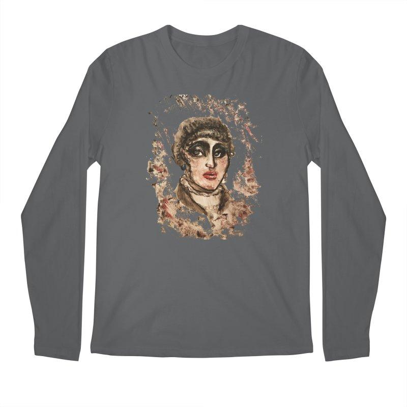 The Widow St. Claire Men's Longsleeve T-Shirt by dasiavou's Artist Shop