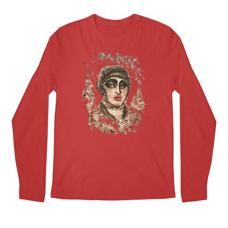 The Widow St. Claire Men's Regular Longsleeve T-Shirt by dasiavou's Artist Shop