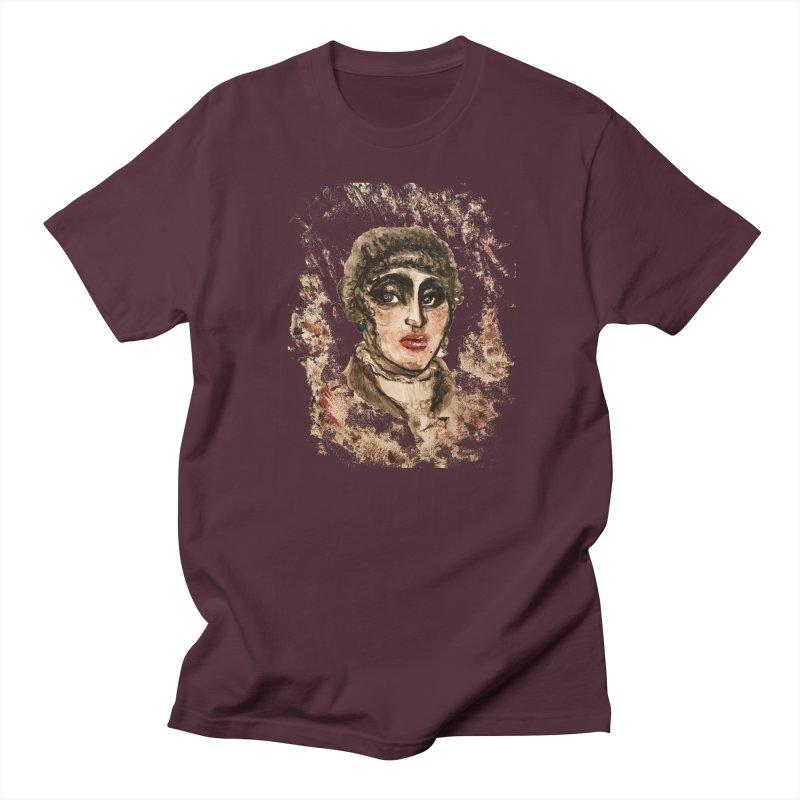 The Widow St. Claire Women's Unisex T-Shirt by dasiavou's Artist Shop