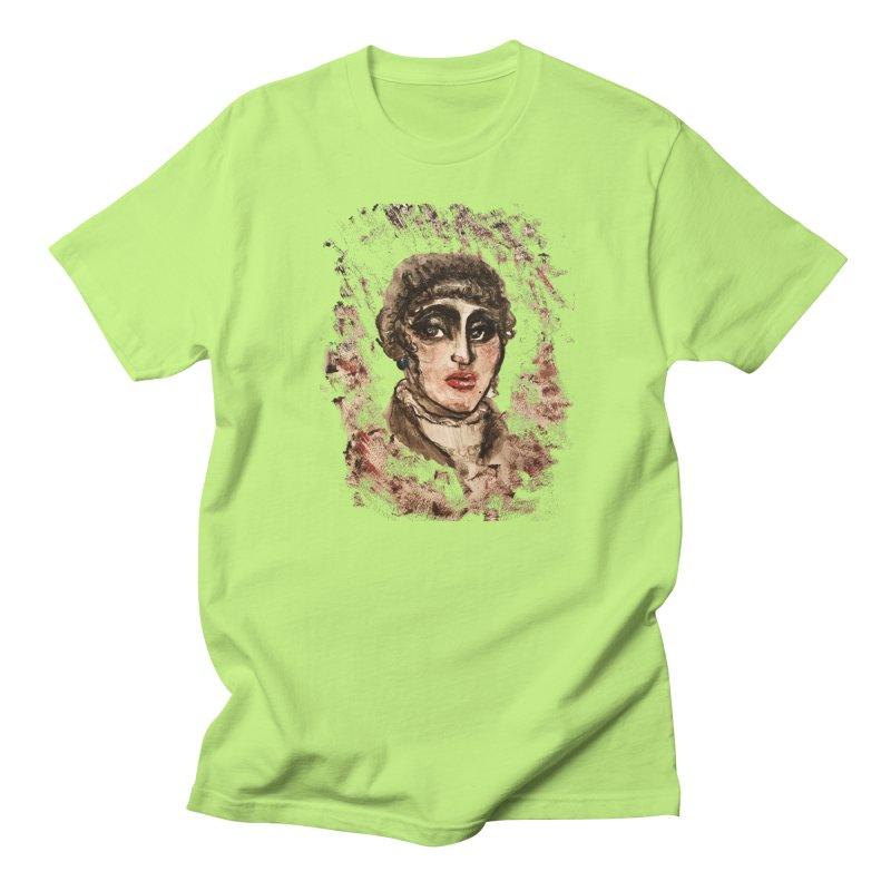 The Widow St. Claire Men's T-Shirt by dasiavou's Artist Shop