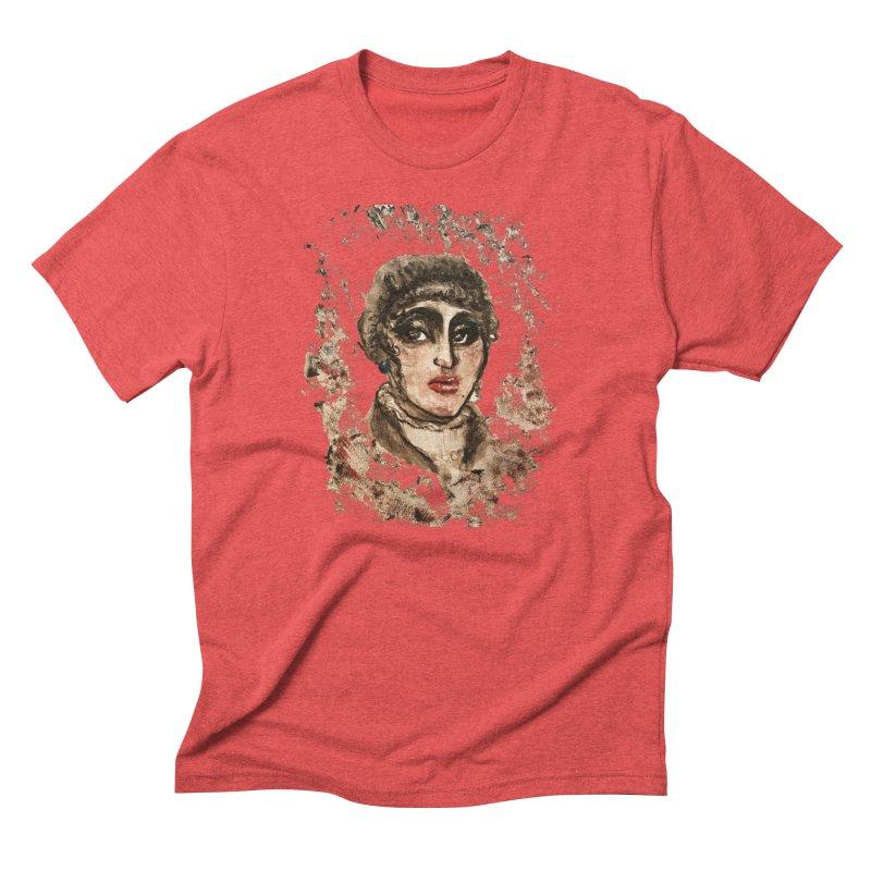 The Widow St. Claire Men's Triblend T-Shirt by dasiavou's Artist Shop