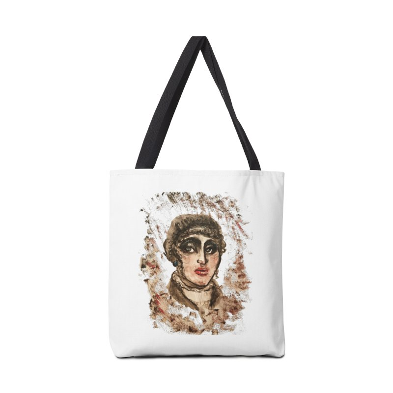 The Widow St. Claire Accessories Tote Bag Bag by dasiavou's Artist Shop