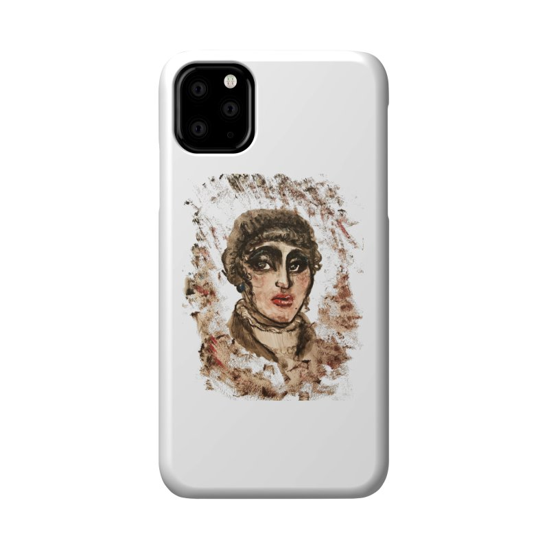 The Widow St. Claire Accessories Phone Case by dasiavou's Artist Shop