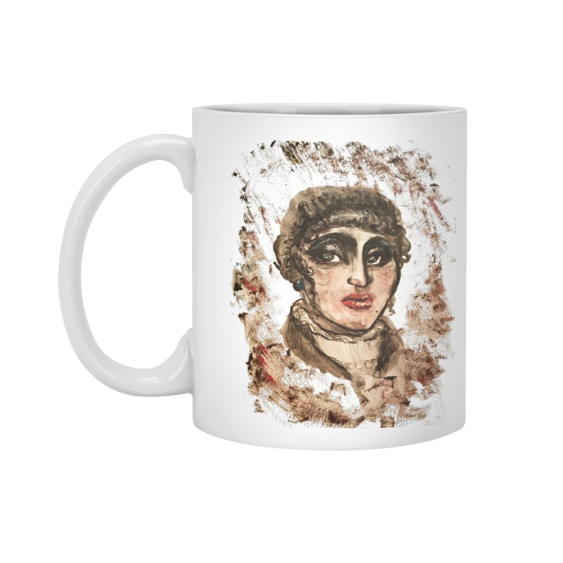 The Widow St. Claire Accessories Mug by dasiavou's Artist Shop
