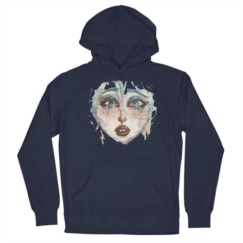 Bleu Men's Pullover Hoody by dasiavou's Artist Shop
