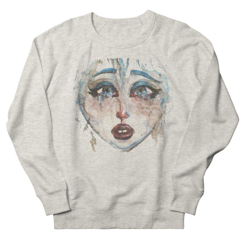 Bleu Men's Sweatshirt by dasiavou's Artist Shop