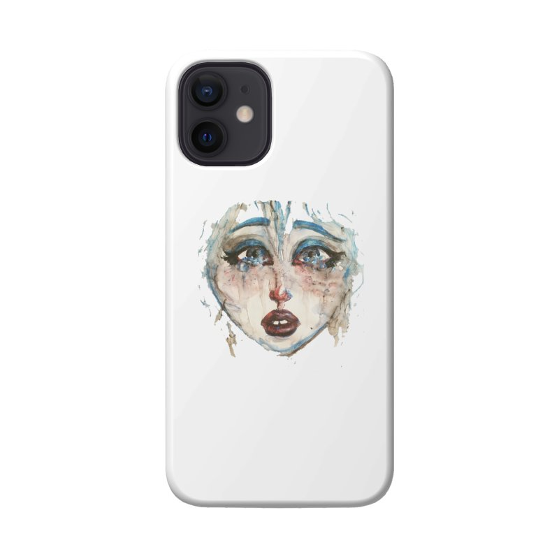 Bleu Accessories Phone Case by dasiavou's Artist Shop