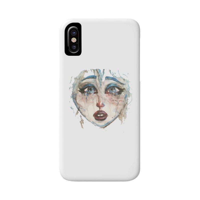 Bleu Accessories Phone Case by dasiavou's Artist Shop
