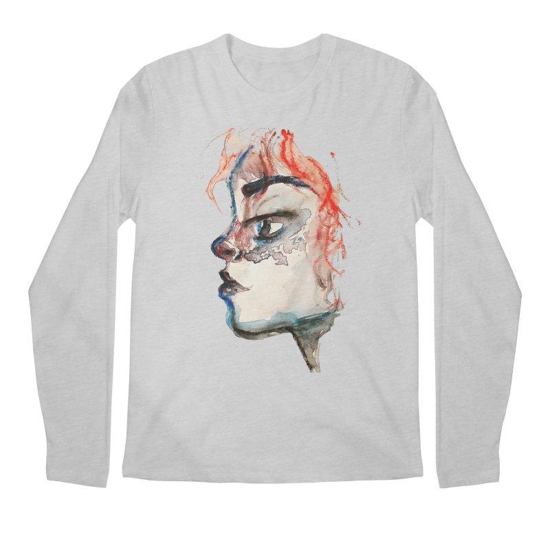 Spark Men's Regular Longsleeve T-Shirt by dasiavou's Artist Shop