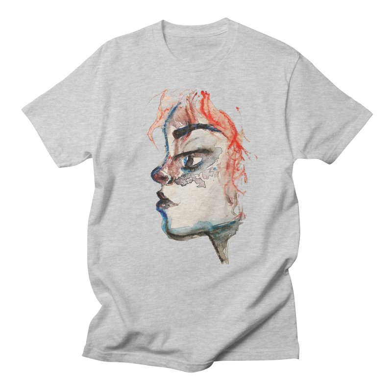 Spark Women's Regular Unisex T-Shirt by dasiavou's Artist Shop