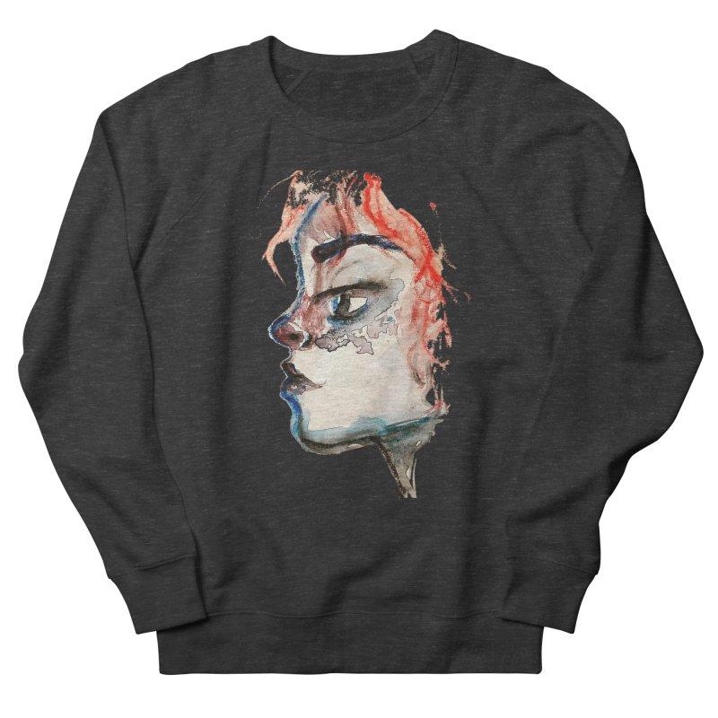 Spark Women's French Terry Sweatshirt by dasiavou's Artist Shop