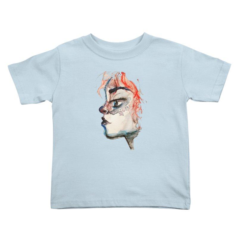 Spark Kids Toddler T-Shirt by dasiavou's Artist Shop