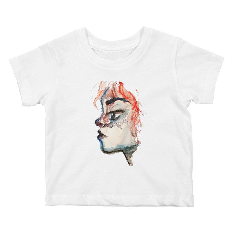 Spark Kids Baby T-Shirt by dasiavou's Artist Shop