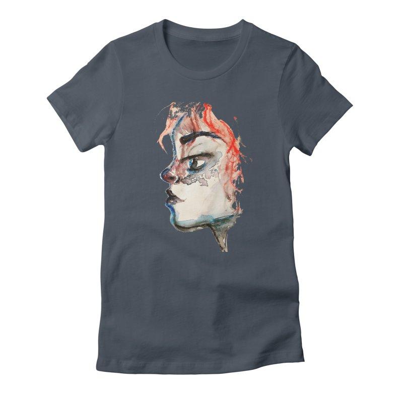 Spark Women's T-Shirt by dasiavou's Artist Shop
