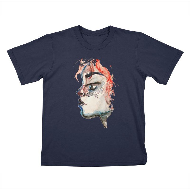 Spark Kids T-Shirt by dasiavou's Artist Shop