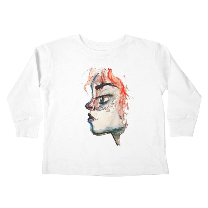 Spark Kids Toddler Longsleeve T-Shirt by dasiavou's Artist Shop