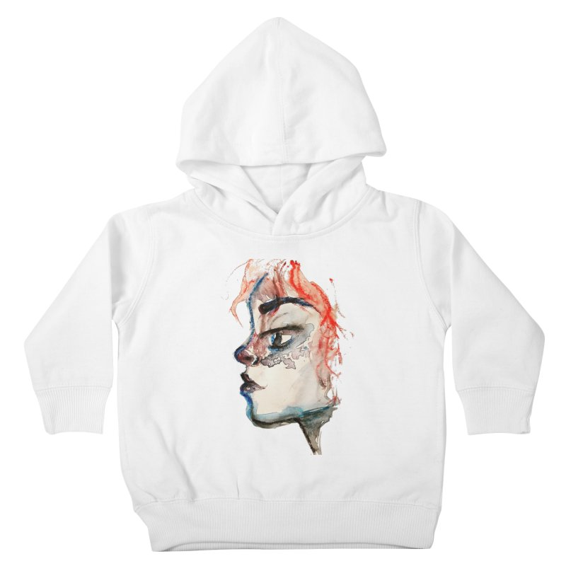 Spark Kids Toddler Pullover Hoody by dasiavou's Artist Shop