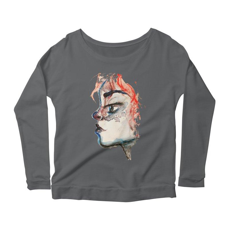 Spark Women's Longsleeve T-Shirt by dasiavou's Artist Shop