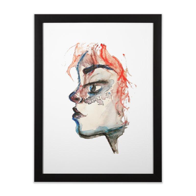 Spark Home Framed Fine Art Print by dasiavou's Artist Shop