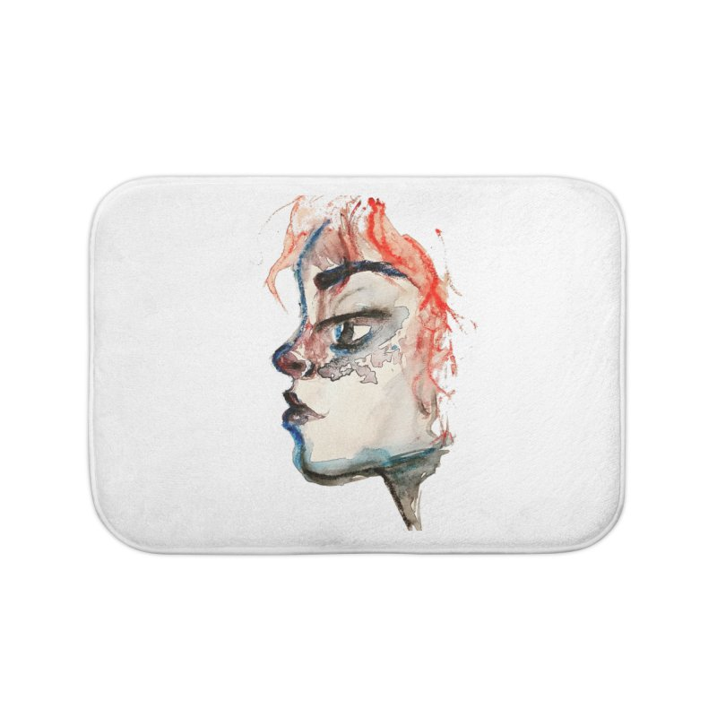 Spark Home Bath Mat by dasiavou's Artist Shop