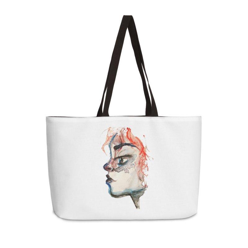 Spark Accessories Weekender Bag Bag by dasiavou's Artist Shop
