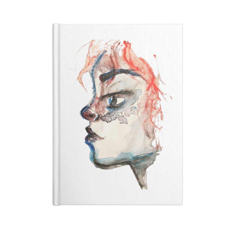 Spark Accessories Notebook by dasiavou's Artist Shop