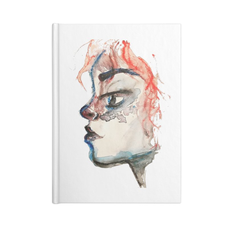 Spark Accessories Lined Journal Notebook by dasiavou's Artist Shop