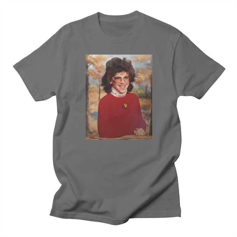 Tami's Fourth Grade School Picture Men's T-Shirt by Dave Jordan Art