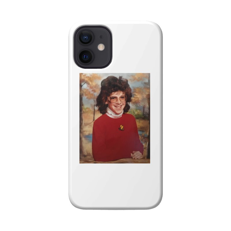 Tami's Fourth Grade School Picture Accessories Phone Case by Dave Jordan Art