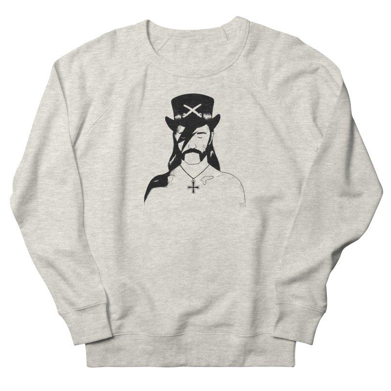 We Could Be Heroes Men's Sweatshirt by Dave Jordan Art