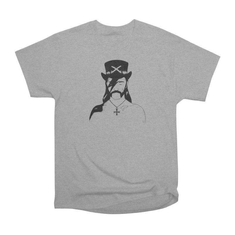 We Could Be Heroes Men's Heavyweight T-Shirt by Dave Jordan Art