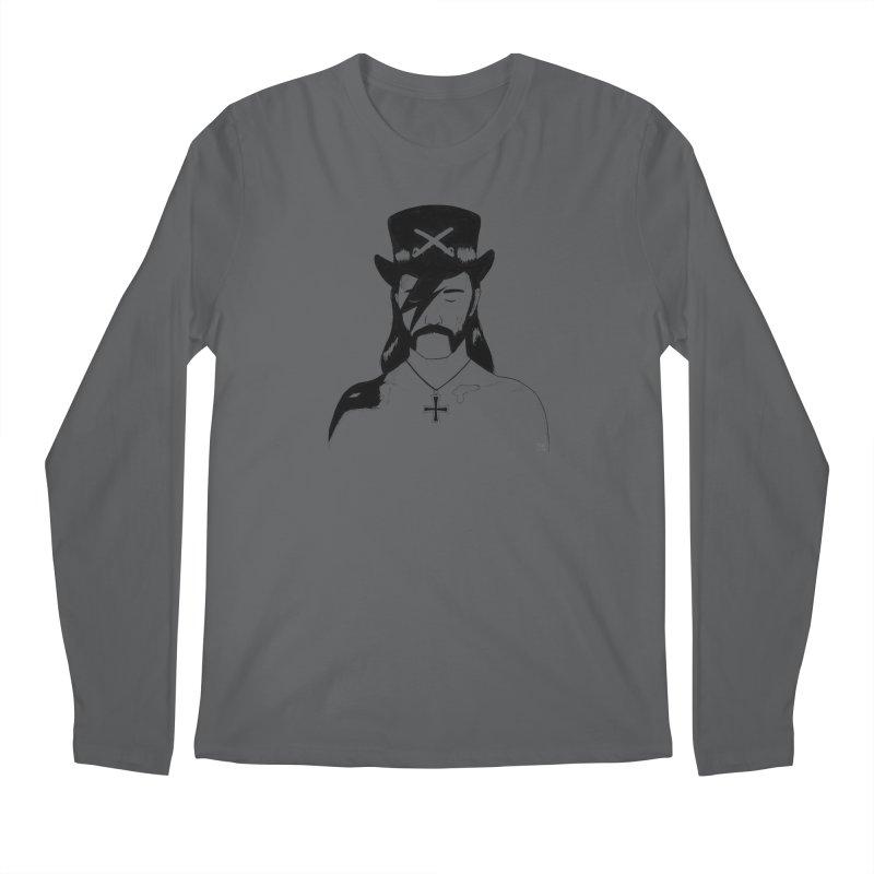 We Could Be Heroes Men's Longsleeve T-Shirt by Dave Jordan Art