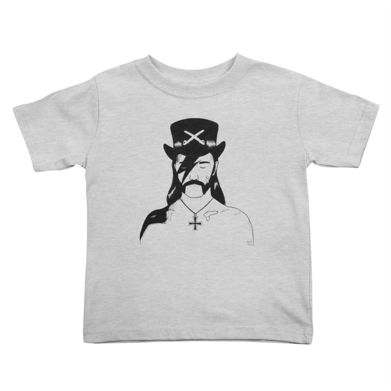 We Could Be Heroes Kids Toddler T-Shirt by Dave Jordan Art