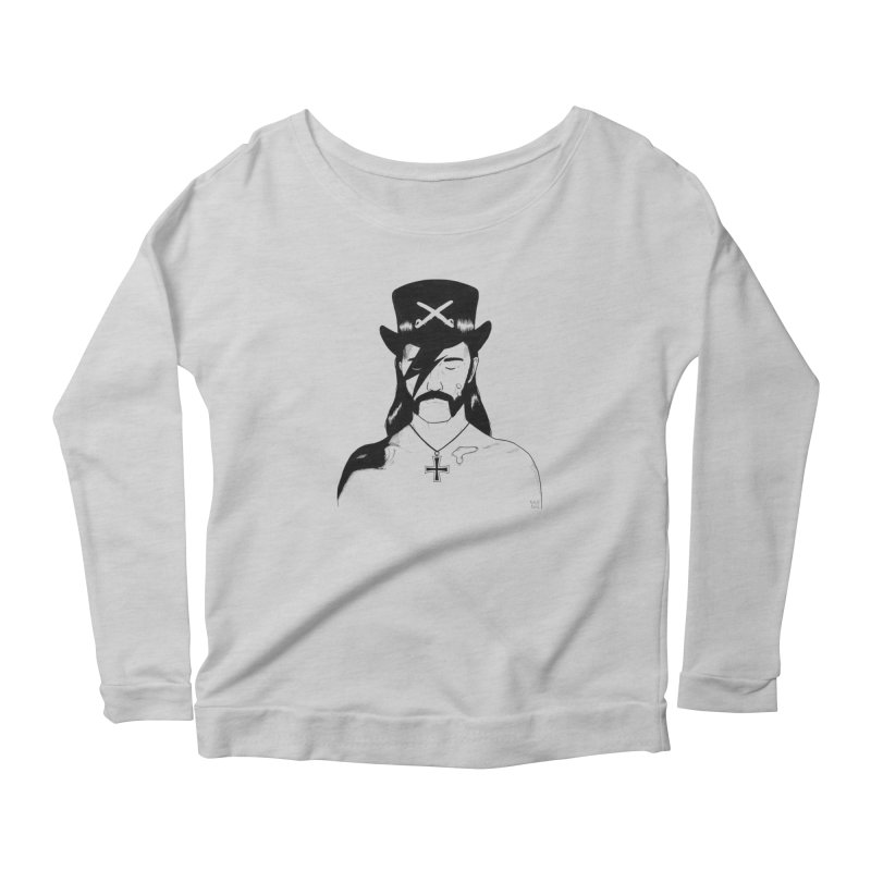 We Could Be Heroes Women's Longsleeve T-Shirt by Dave Jordan Art