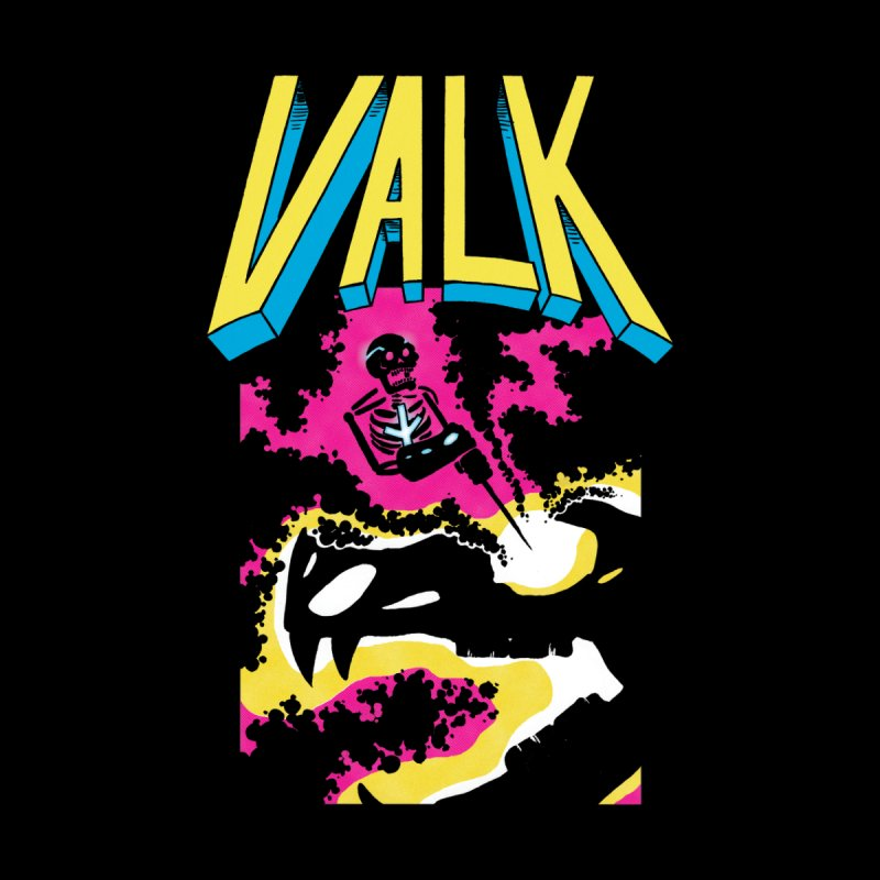VALK Men's T-Shirt by Dave Jordan Art