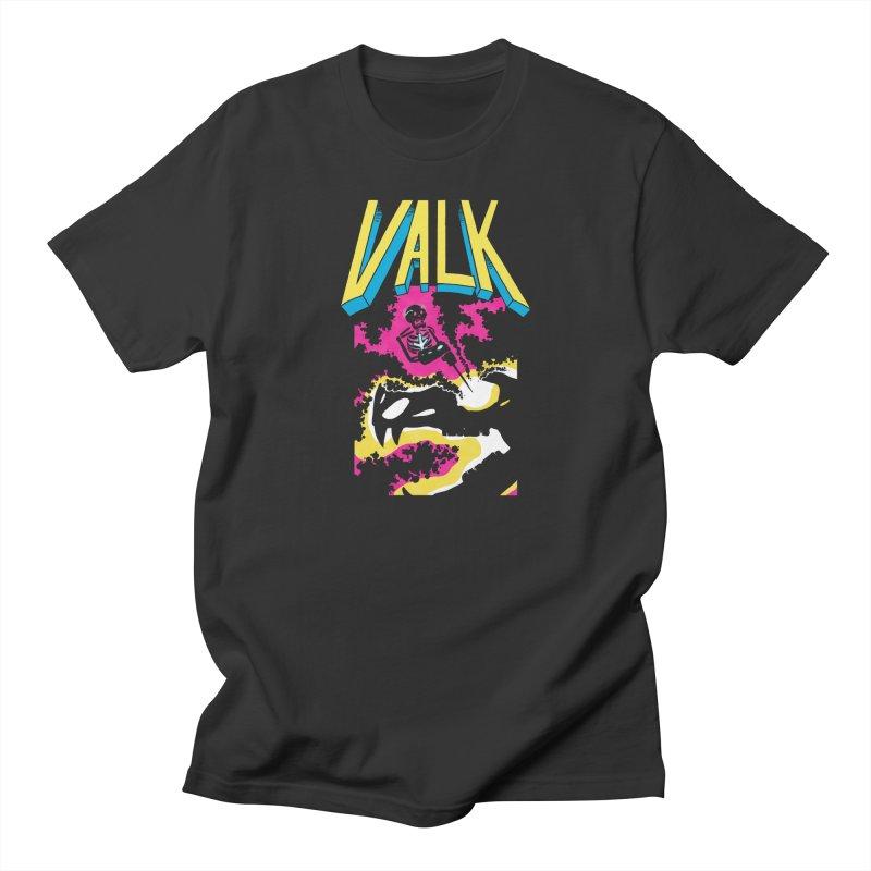 VALK Men's Regular T-Shirt by Dave Jordan Art