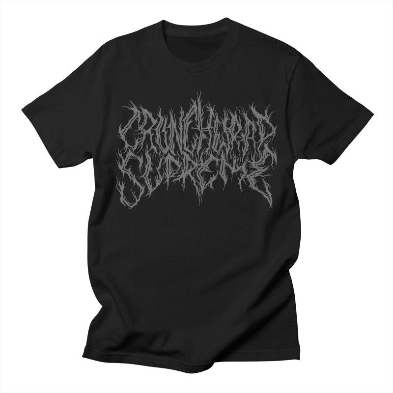 Crunch Wrap Supreme Evil Men's T-Shirt by Dave Jordan Art