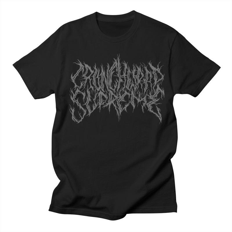 Crunch Wrap Supreme Evil Men's Regular T-Shirt by Dave Jordan Art