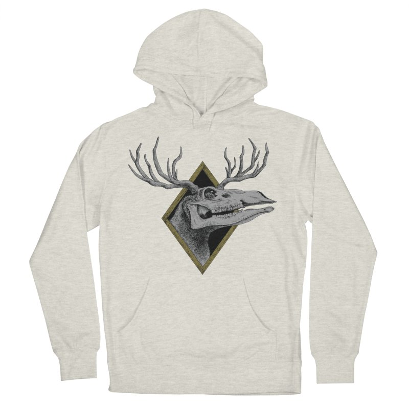 Ritual Men's French Terry Pullover Hoody by Dave Jordan Art