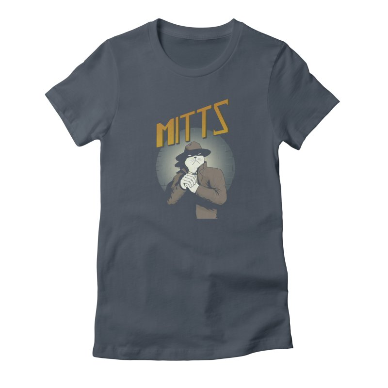 Mitts Shirt Women's T-Shirt by Dave Jordan Art