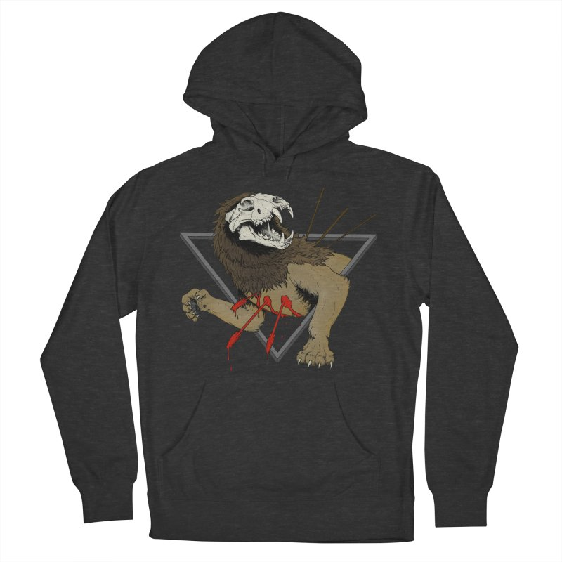 Resurgent Women's French Terry Pullover Hoody by Dave Jordan Art