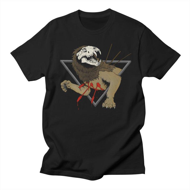 Resurgent Men's Regular T-Shirt by Dave Jordan Art