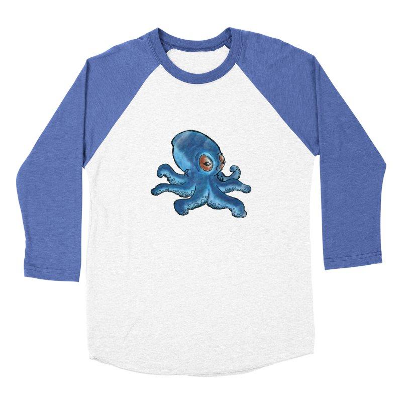 Cephalopodette Men's Longsleeve T-Shirt by Illustrator Dave's Artist Shop