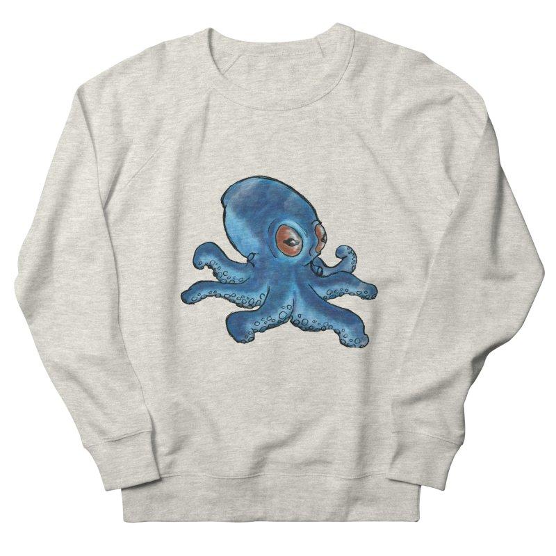 Cephalopodette Women's Sweatshirt by Illustrator Dave's Artist Shop