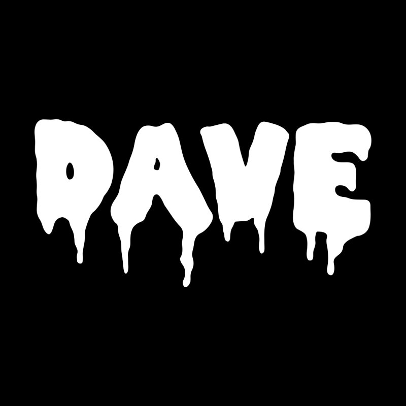 DAVE Men's T-Shirt by Dave Ross's Shop