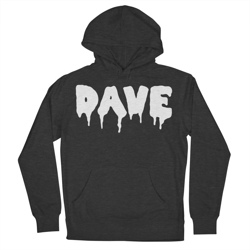 DAVE Men's Pullover Hoody by Dave Ross's Shop