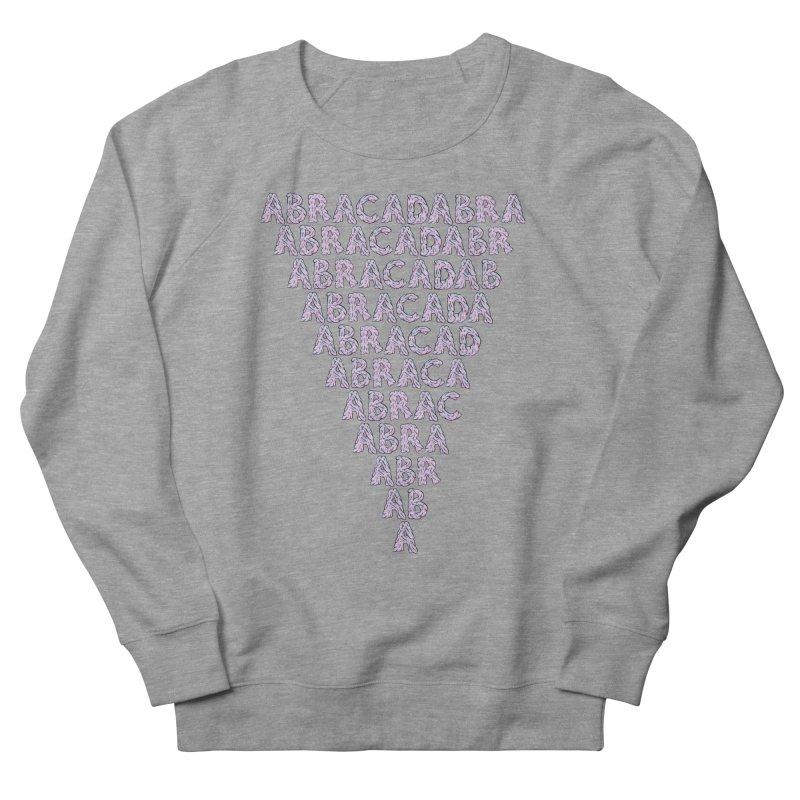 ABRACADABRA, ABRACA-SHMABRA Women's French Terry Sweatshirt by daveyk's Artist Shop