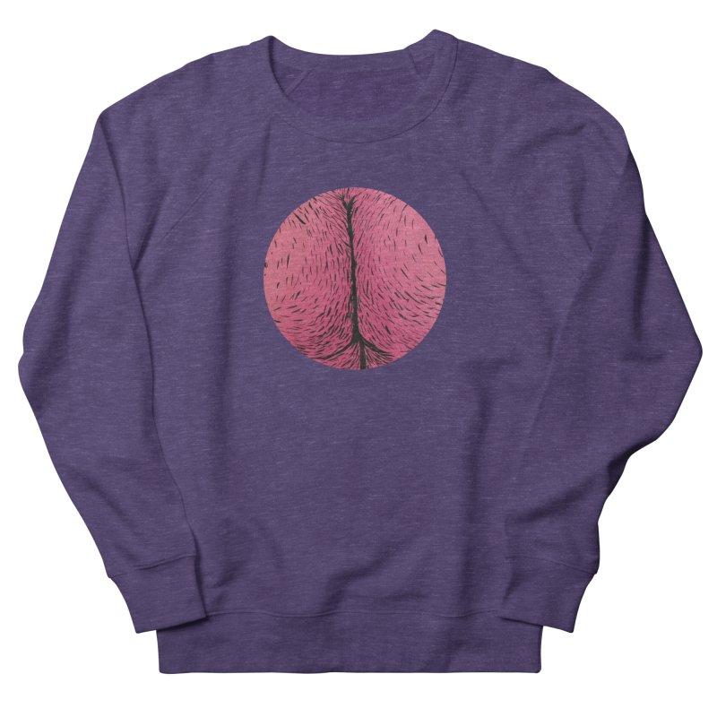 Butts Make Me Nuts Women's Sweatshirt by daveyk's Artist Shop